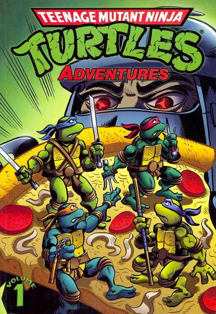 Teenage Mutant Ninja Turtles Adventures 1 By Garcia, Dave